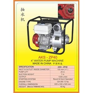 Alat Alat Mesin Water Pump ZP40