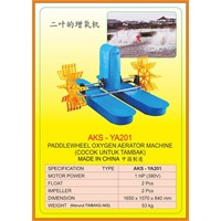 Alat Alat Mesin  Oxygen Paddlewheel Aerator YA201 1