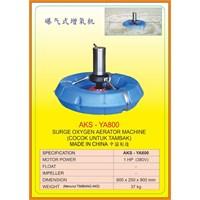 Alat Alat Mesin  Oxygen Paddlewheel Aerator YA800 1