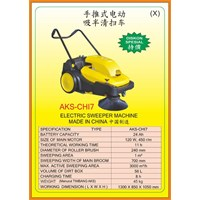 Alat Alat Mesin Walk Behing Lawnmower & Electric Sweeper CHI7 1