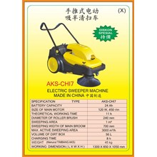 Alat Alat Mesin Walk Behing Lawnmower & Electric Sweeper CHI7