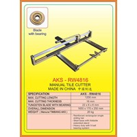 Mesin Pemotong Manual Tile Cutter RW4816 1