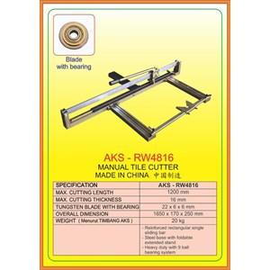 Mesin Pemotong Manual Tile Cutter RW4816