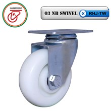 Roda Kaster Nilon RHJ-TW 03 NB Swivel