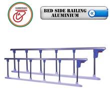 Bedside Railing Aluminium Tempat Tidur Pasien