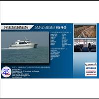 Passanger Boat 12 Meter 1