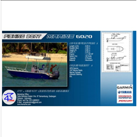 Sport Fishing Boat 6 Meter 1