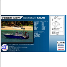 Sport Fishing Boat 6 Meter