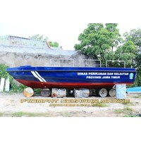 SPEED BOAT ANTI PENDANGKALAN 8 METER Murah 5