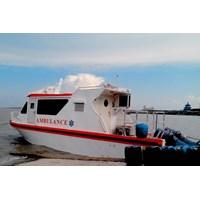 Buy AMBULANCE SHIP is 10 m ALUMINIUM 4