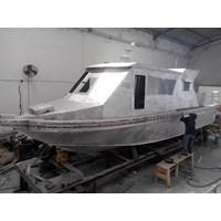 Sell AMBULANCE SHIP is 10 m ALUMINIUM 2