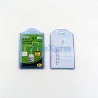 Jual Id Kartu Soft Pvc Id Card Plate Double