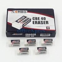 Jual Penghapus Hapusan Eraser Cer 40 Combo