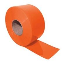 Pvc Strip Curtain Orange