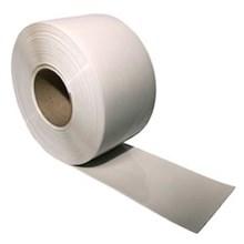 Tirai PVC / Plastik Strip Putih