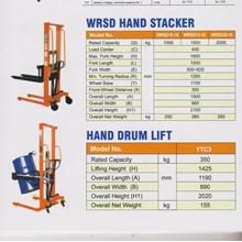 Distributor utama Hand Stacker 0818681372