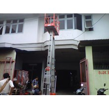 Harga Tangga Hidrolik Alluminium G T W Y 0818681372