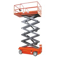 Scissor Lift  SC Electric  Work Platform  Merk Noblift