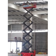 Scissor Lift  Work Platform Electric J C P T 0818681372