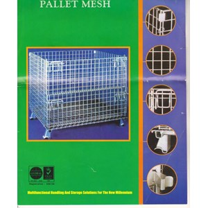 Pallet Mesh Stocky 7   @ 0818681372