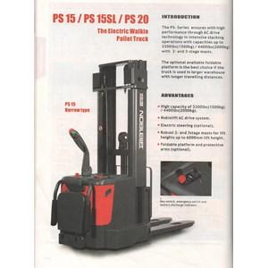 Harga Stacker Full Electric PSB 1534 Merk Noblift 0818681372