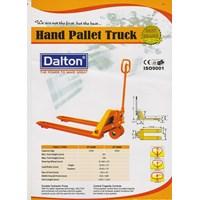 Distributor HAND PALLET  Merk DALTON 0818681372 3