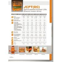Distributor Harga Scissor Lift Work Platform JCPT 0818681372 3