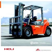 Jual Distributor Utama Forklift Merk Noblift 2