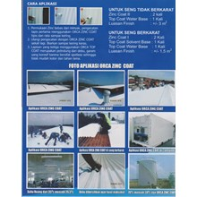 CAT ORCA CAT ANTI PANAS ANTI BOCOR 081385389773