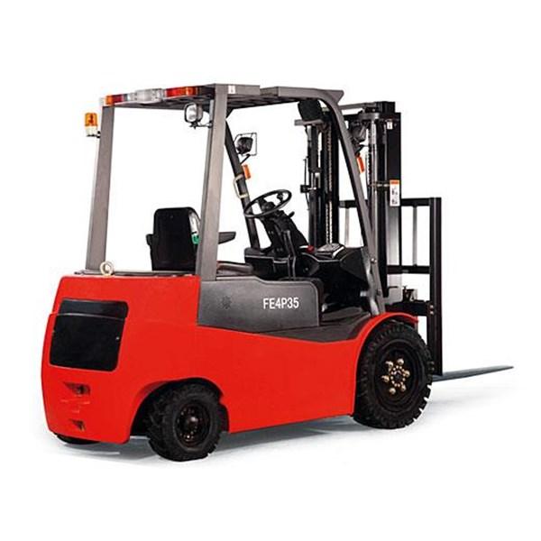 Forklift Elektrik merk Noblift