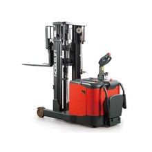 Distributor Hand Forklift Electric Noblift 0818 681372