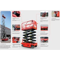 Sole Agent Scissor LIFT SC 12 Merk Noblift 081385389773 1