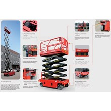 Sole Agent Scissor LIFT SC 12 Merk Noblift 081385389773