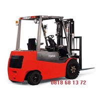 Jual Distributor Forklift Electric Merk Noblift