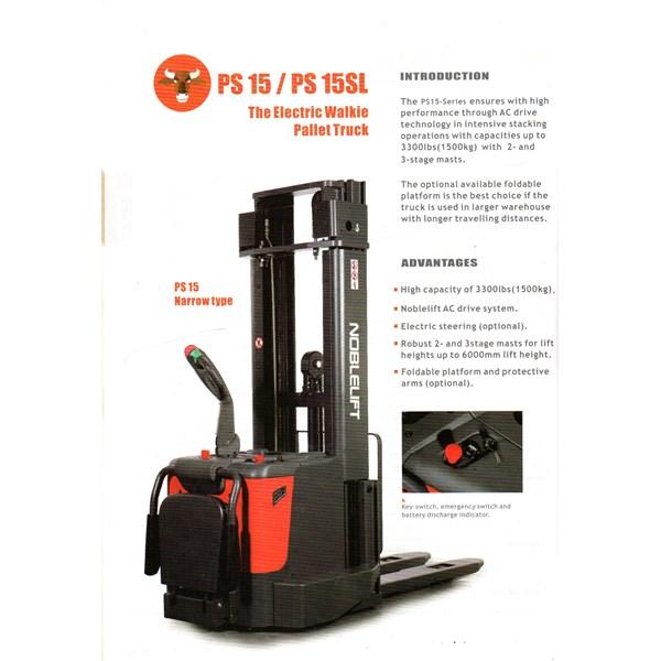 Hand Forklift PS 1653 N Merk Noblift