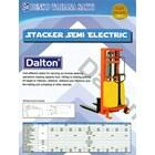 Hand Stacker Semi Electric DYC 10-20 2