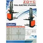Jual Stacker Fuul Electric Merk Dalton 2
