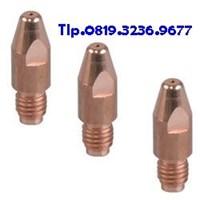 Contact Tip M6 X 28 Ecu Untuk Mesin Las Co 1