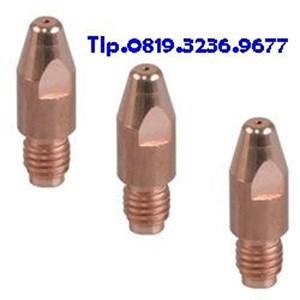 Contact Tip M6 X 28 Ecu Untuk Mesin Las Co