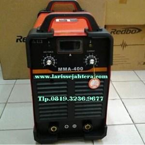 Mesin Las Mma-400 Redbo Mesin Las Inverter 400A