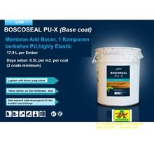 Bahan Waterproofing Boscoseal Pu-X  Ex. Bostik