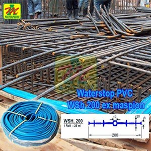 WATERSTOP PVC WSH200