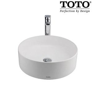 Wastafel tanam Toto