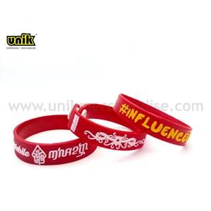 Wristband Custom Murah Unik