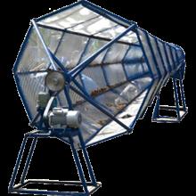 Mesin Pengolah Kelapa Mesin Pengayak Sabut Kelapa