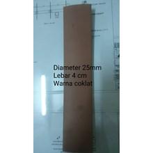 Heat Shrink Kabel Tube Coklat Tegangan Rendah
