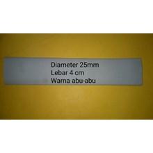 Heat Shrink Tube Abu - Abu Tegangan Rendah