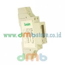 Kwh Meter Listrik Digital 1 Phase St Tipe D1m-125 Swaden