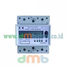 Kwh Meter Listrik Digital 1 Phase 5(100) A Mt Tipe D1m-311 Swaden