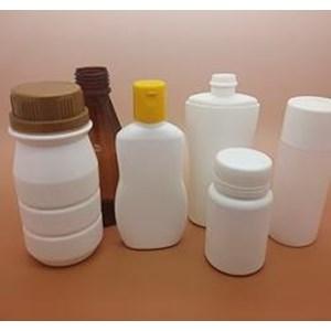 Botol Plastik Sebagai Bahan Plastik Pembungkus Produk Makanan Ataupun Kosmetik